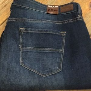 Dear John Jeans plus sizes